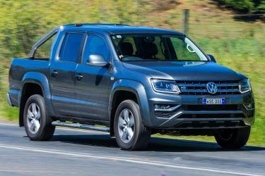 2017 Volkswagen Amarok V6 Highline new car review