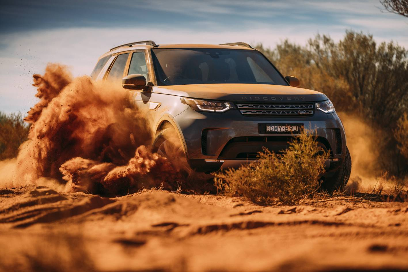 2017 Land Rover Discovery First Drive | Real Room For Seven In A Lighter, More High-Tech Package
