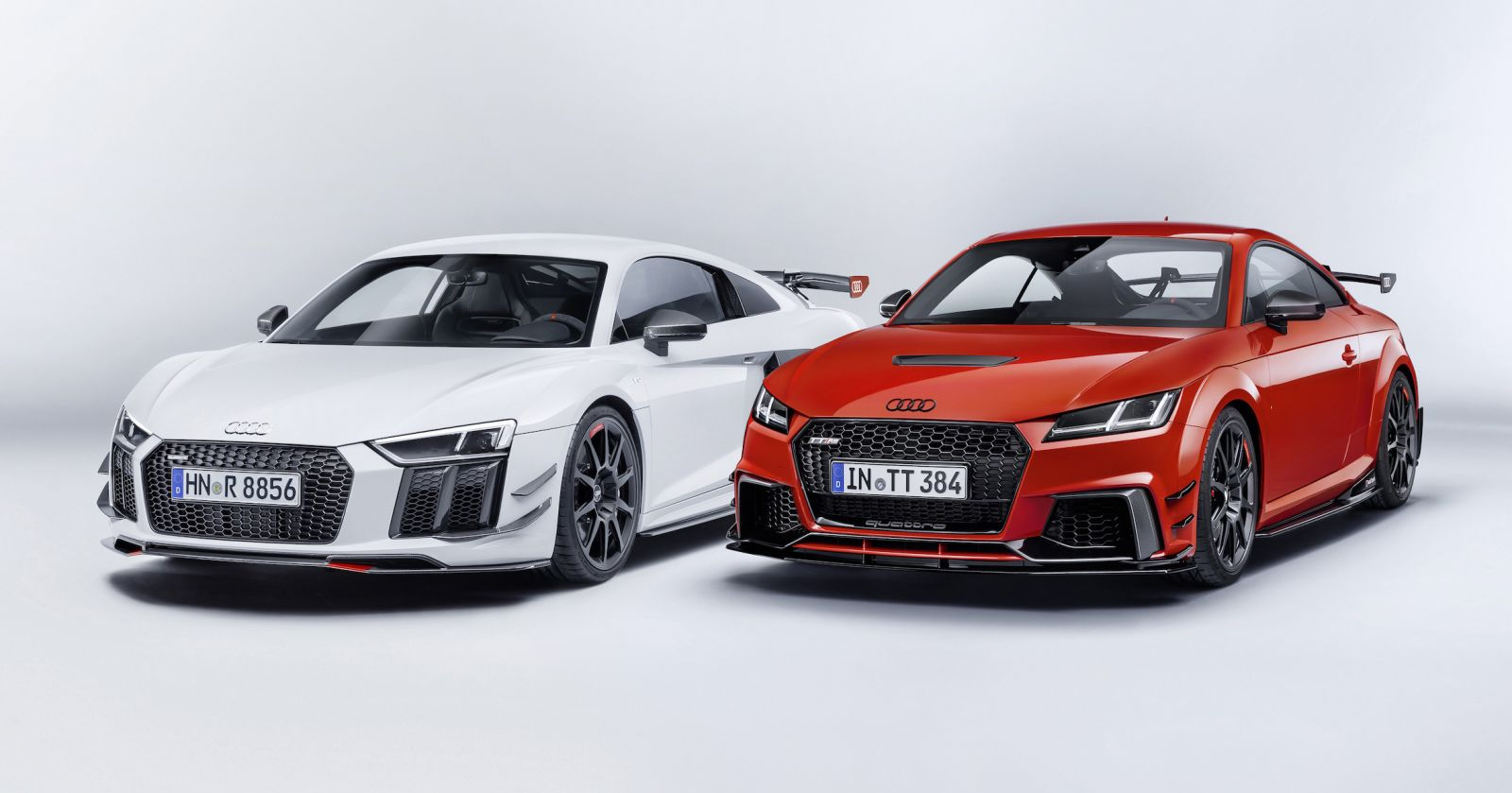 Audi Sport Introduces Performance Parts For TT and R8