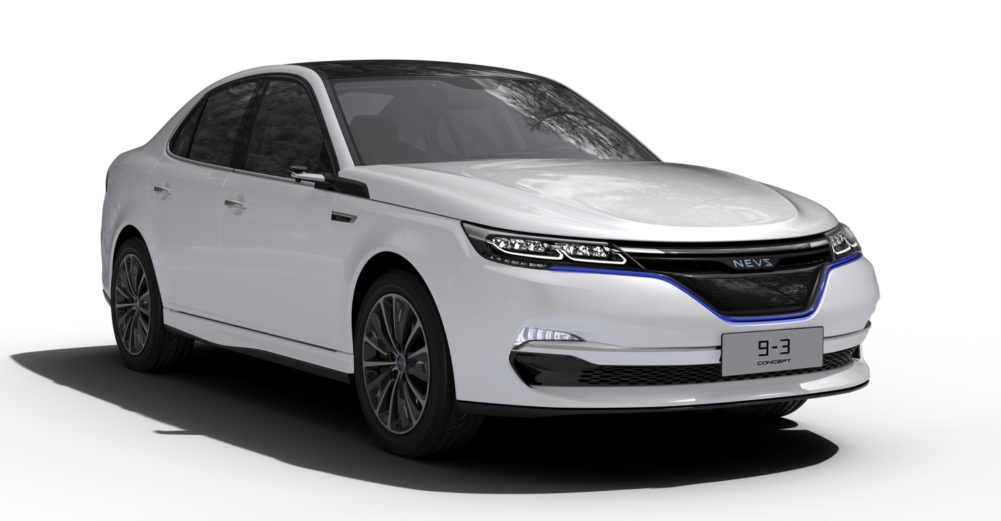 Saab's Comeback To Focus On EVs For Ridesharing