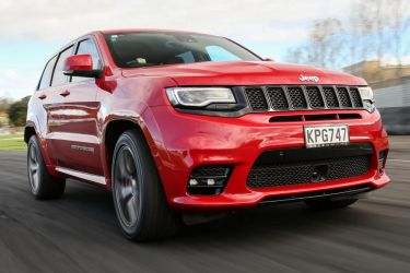 2017 Jeep Grand Cherokee SRT first drive review