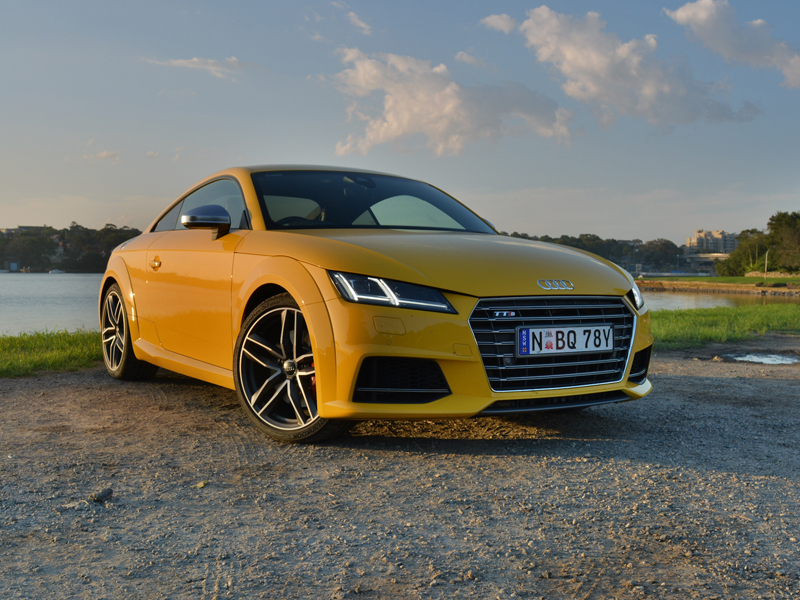2017 Audi TT S Review - Enjoyable Sports Coupe Is Let Down By Iffy Safety
