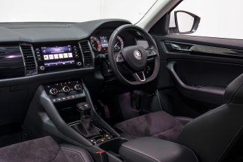 Seven seat SUV comparison: Skoda Kodiaq