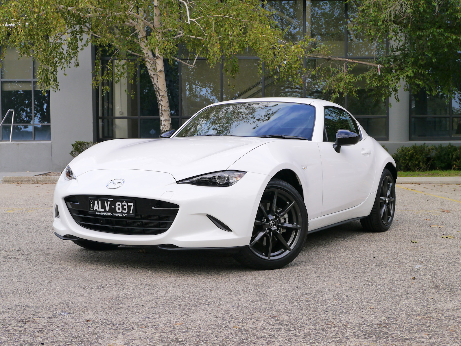 2017 Mazda MX-5 RF Review   A New Take On The MX-5 Ethos