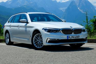 2018 BMW 520d Touring review