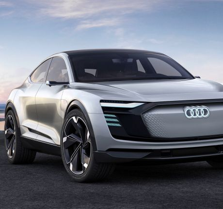 Audi unveils next-gen electric concept in China