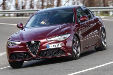 2017 Alfa Romeo Giulia Veloce new car review