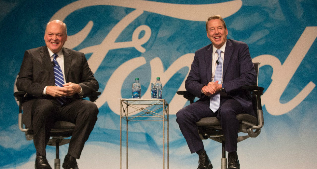 Jim Hackett Replaces Mark Fields As Ford CEO In Management Shakeup