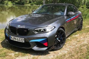 BMW M2 Performance Parts review