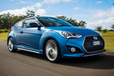 The sweet spot: Hyundai Veloster