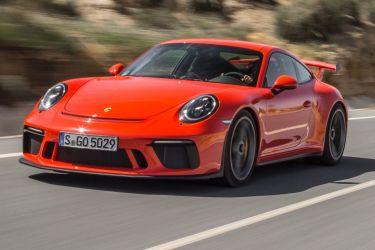 2017 Porsche 911 GT3 new car review