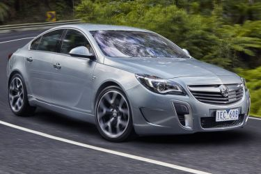 Holden drop Insignia and Astra GTC Sport