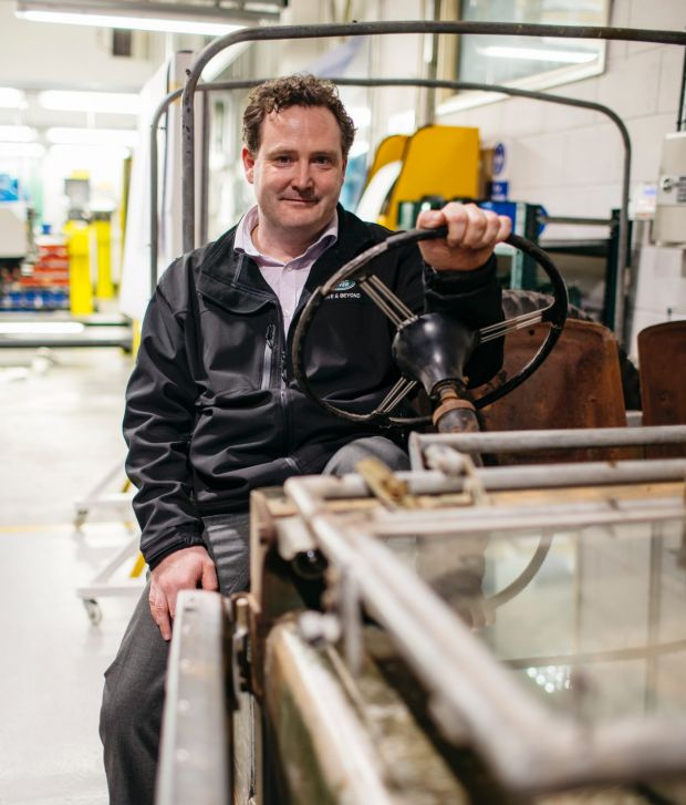 Land Rover Reborn