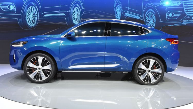 Haval will offer the production version of its HB-03 concept.