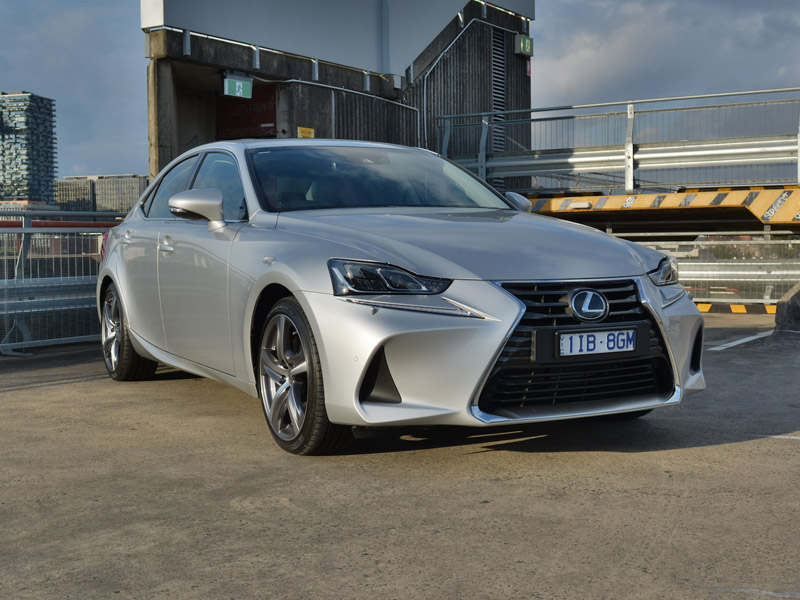 2017 Lexus IS350 Sports Luxury Review | V6-Powered Sedan Is Showing Its Age