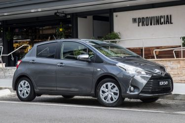 2017 Toyota Yaris SX new car review