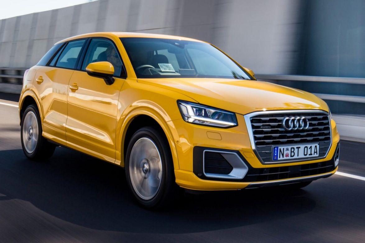2017 Audi Q2 2.0 TDI.