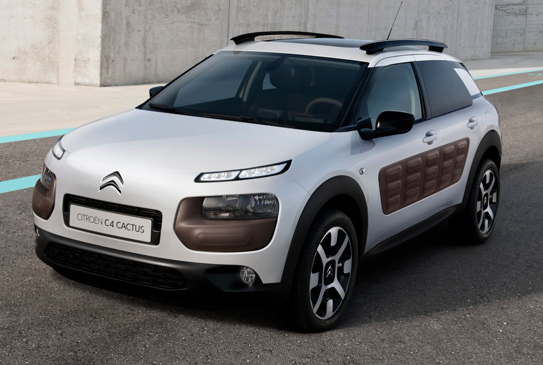 Mercedes-Benz C-Class Recalled For Steering Shaft - Citroen C4 Cactus Recalled For Relay Repair