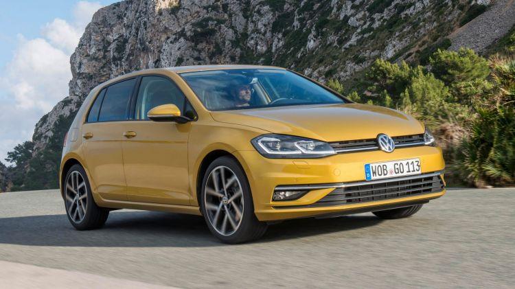 2017 Volkswagen Golf 7.5.