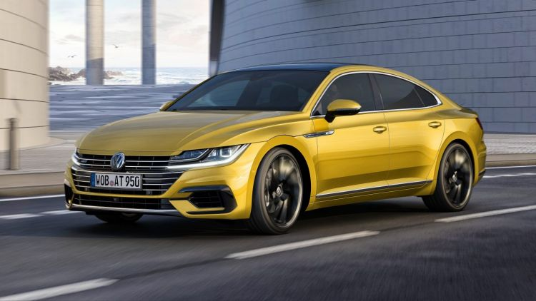 New Volkswagen Arteon Australian specification revealed