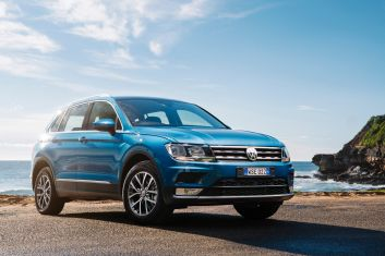 Volkswagen has a lot riding on the new Tiguan.