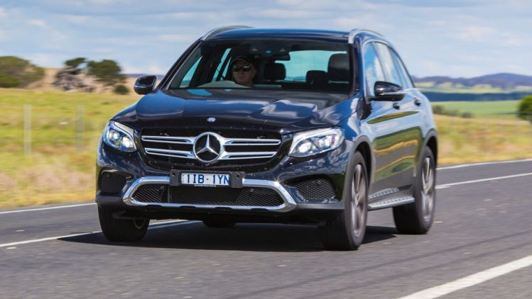 2016 Drive Car of the Year Best Prestige SUV: Mercedes-Benz GLC 220d.