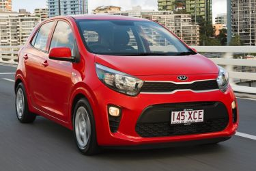 2017 Kia Picanto she says, he says review