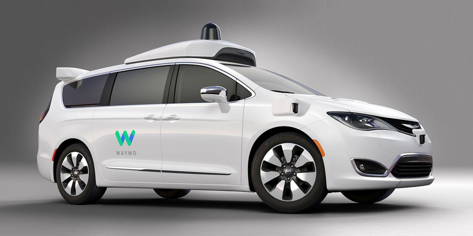 Waymo's Self-Driving Test Fleet To Undergo Massive Expansion
