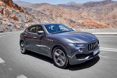 Maserati Levante S confirmed for Australia