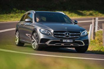 2017 Mercedes-Benz E220d All Terrain first drive review