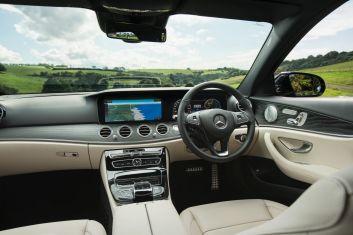 2017 Mercedes-Benz E220d All-Terrain.