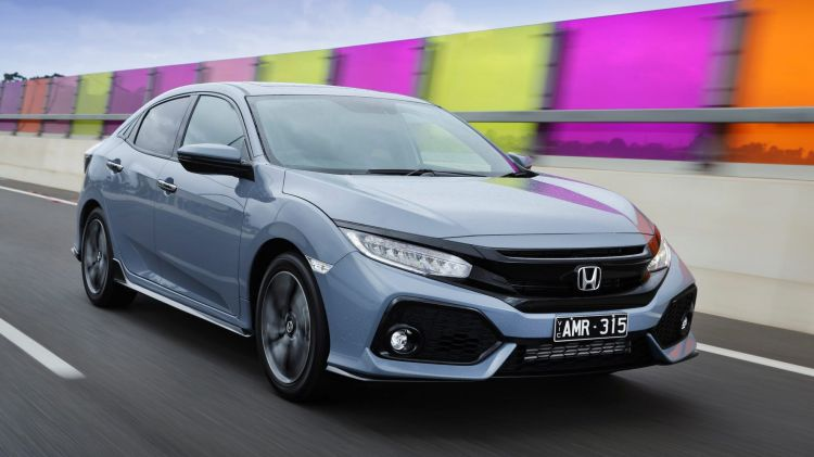 2017 Honda Civic hatch first drive review