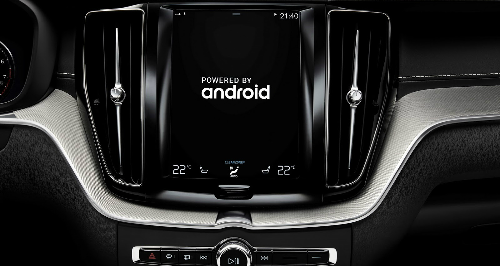 Volvo Google Android Partnership For Next-Gen Connected Cars