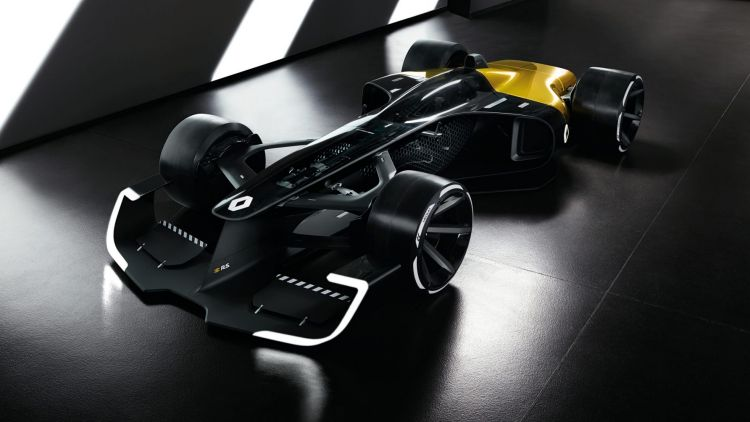 2017 Renault R.S. 2027 Vision concept.
