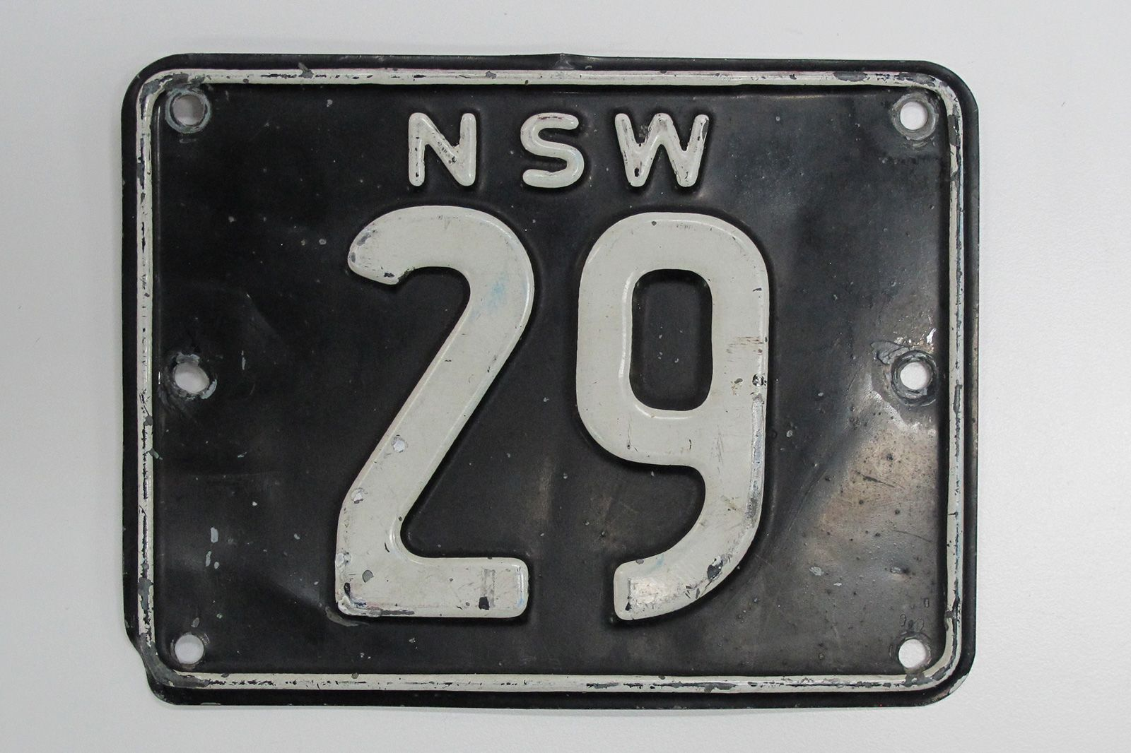 NSW Number Plate 29 Sets New Auction Record