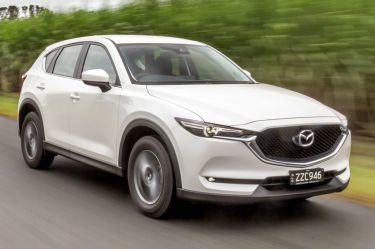 2017 Mazda CX-5 Maxx Sport new car review