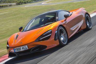 2017 McLaren 720S first drive review