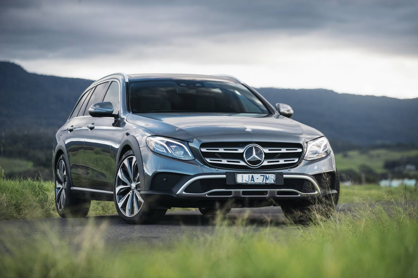 2017 Mercedes-Benz E 220 d All-Terrain First Drive Review   A Benz Wagon With The Soul Of An SUV