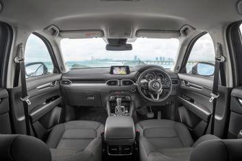 2017 Mazda CX-5 Maxx Sport.