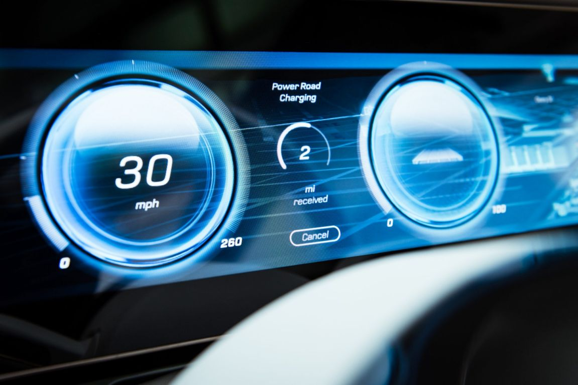 Mercedes-Benz EQ Concept.
