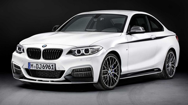 BMW M235i.