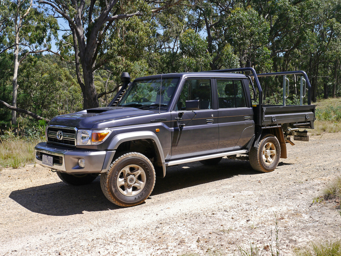 2017 Toyota LandCruiser 79 GXL Dual Cab Review   An Essential Addition To Any Outback-Aussie Toolkit