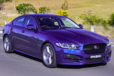Jaguar XE R-Sport 25t new car review