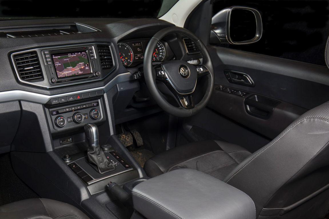2017 Volkswagen Amarok V6 Highline.