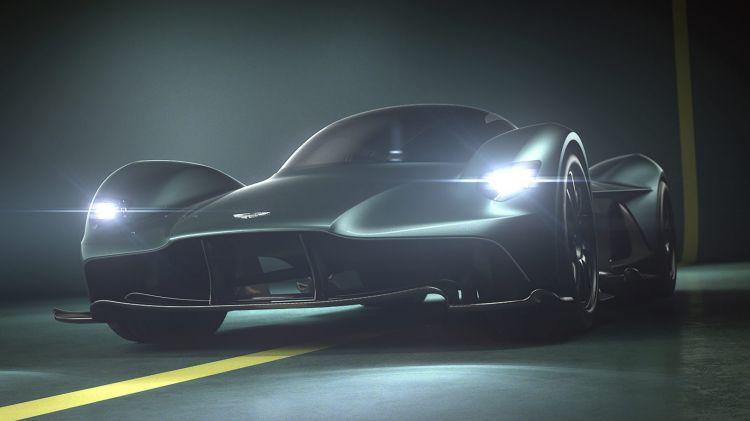 Aston Martin confirms mid-engine sports car
