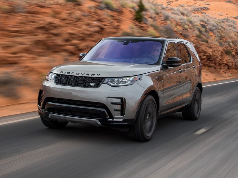 2017 Land Rover Discovery Overseas Preview Drive | Softer Styling Hides Serious Off-Road Ability
