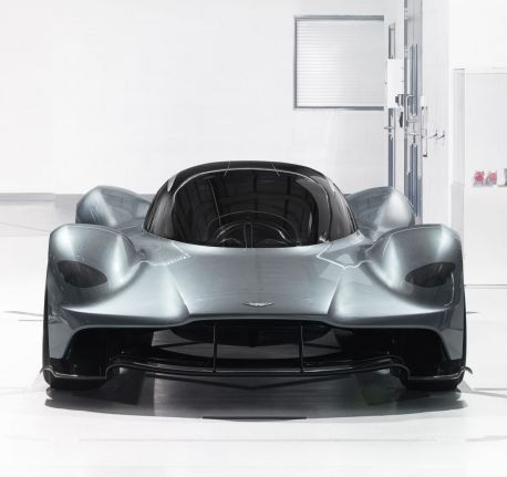 Aston Martin confirms Valkyrie