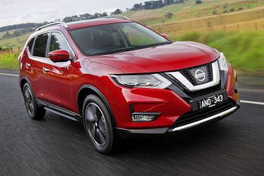2017 Nissan X-Trail new car review