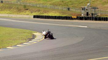 SONY DSC Car v Bike: BMW M4 GTS v BMW S1000RR.