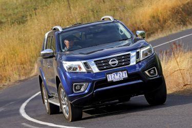 2017 Nissan Navara dual-cab first drive review